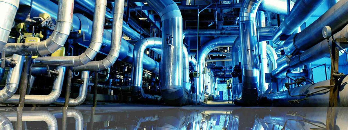 Sistemi di pompaggio settore industriale